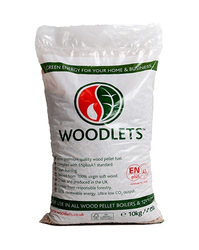 Gatehouse Woodlets wood  Pellets
